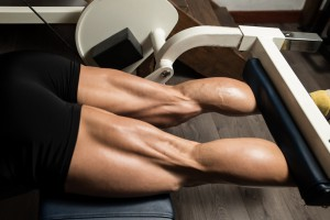 Sporty Legs Hamstrings
